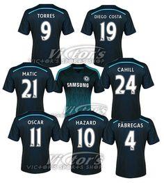 Camiseta Chelsea