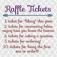 Raffles- Call me 610-333-0727, Let's talk Avon! Or shop my eStore www.youravon.com/tmiller537