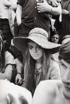 pinterest.com/fra411 #60's - Frank Habicht, Part of the scene, Rolling Stones concert, 1969