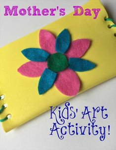 Handicrafts for Mother's Day for kids: DIY purse - Diy Wallet Diy Mother's Day Crafts, Mother's Day Diy, Foam Crafts, Craft Foam, Fun Snacks For Kids, Diy For Kids, Diy Wallet Making, Mothers Day Crafts For Kids, Diy Purse