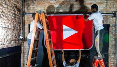 Criadores do YouTube: YouTube Space no Instituto Criar recebe criadores ...