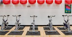 Take a group exercise class like Spinning, Zumba, Yoga or Pilates! (Picture: McClellan)