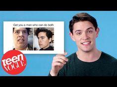 Riverdale's Casey Cott Reviews Riverdale Memes | Teen Vogue - YouTube