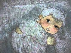 Pintura de fraldas para iniciantes. - YouTube