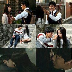 ❤Yeo Jin Goo as young Jung Woo and Kim So Hyun as young Soo Yeon❤