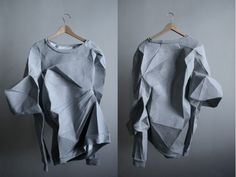 Further Origami Tees