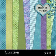 Free Digital Scrapbook Kit - Heart of Wisdom Homeschool Blog - This beautiful digital scrapbook kit in purple, greens and turquoise blue is yours. Why? We want you to try out digital scrapbooking. Its fun, exciting and it motivates the kits to do school projects.