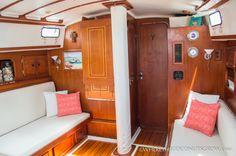 tiny house (sail boat)