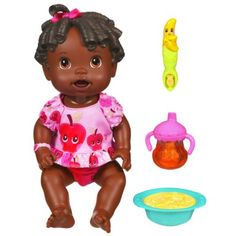 Baby Alive Baby All Gone, $26.99 (I've seen this doll for much less, so shop around!)