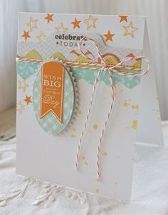 Card by Michelle Wooderson for Papertrey Ink (March 2012)