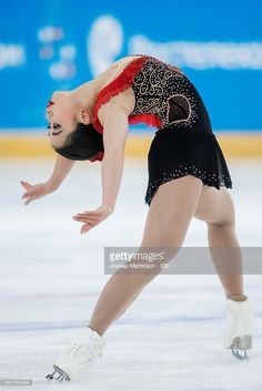 News Photo : Brynne Mcisaac of the United States competes...