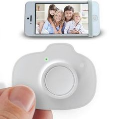Wireless remote shutters that let you actually be in the picture WITH your kids.