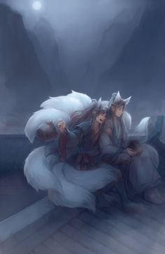 Mo Dao Zu Shi (The Grandmaster Of Demonic Cultivation) Image - Zerochan Anime Image Board Character Inspiration, Character Art, Character Design, Fanarts Anime, Manga Anime, Handsome Anime Guys, The Grandmaster, Cute Gay, Chinese Art