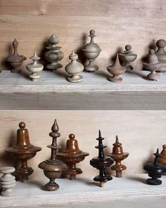 Turned Table Legs, Wood Carving Designs, Stair Decor, Wooden Vase, Wood Turning Projects, Wooden Ornaments, Wood Tools, Wood Lathe, Craft Activities