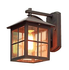 European style of the ancient wall Outdoor lamp Waterproof outdoor LED glass light led Wall Lamp lighting wall Lights modern Led Wall Lamp, Lampe Led, Modern Lighting, Indoor Outdoor, Wall Lights, Shades, Glass, Light Led, European Style