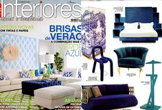 Heritage Cabinet featured on Vip Interiors | Portugal, May 2016 www.bocadolobo.com #luxuryfurniture #bocadolobo