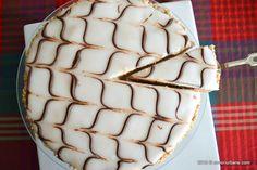 Tort Esterhazy original (3) Mousse, Fondant, My Favorite Things, The Originals, Desserts, Cakes, Christmas, Syrup, Tailgate Desserts