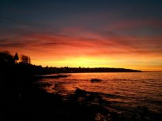 Magnificent Monday #Vancouver stunning #Sunset