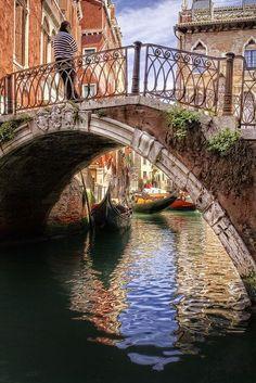 Venetian bridges - I ponti di Venezia