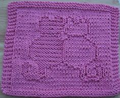 Knit Pattern For Owl Dishcloth : 1000+ images about Knit dish cloth on Pinterest ...