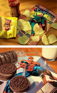 Photorealistic Pop Culture Paintings by Doug Bloodworth
