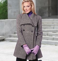 I like this jacket (Butterick sewing pattern)