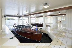 Classic Boat house -  Coastal Style