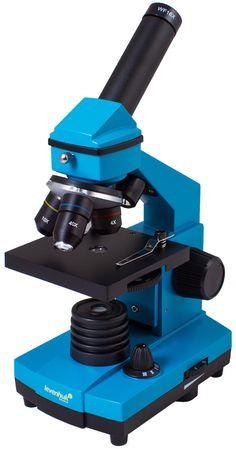 Levenhuk Mikroskop Rainbow 2L PLUS Azure