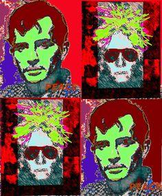 2 Andy's 2 Jacks 1 by StephenPeace on Etsy, $100.00