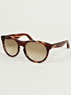 L.G.R. x A.P.C. Sunglasses at oki-ni