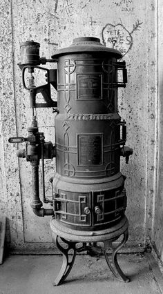 Antique Hot Water Heater Made In Holyoke Ma Available