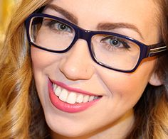 If you wear glasses occasionally and happen to have an affinity for makeup, you know how important it is to tailor your eye look to your frames and lenses. And when you decide to whip out those...