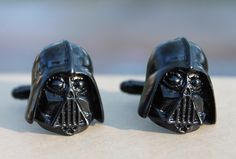 Star Wars Cufflinks Make You The Talk Of Both Sides Of The Force -  #fashion #starwars #style
