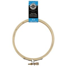 This hoop, designed for holding fabric securely in place, is a must-have for every stitcher.