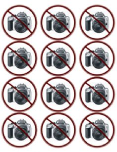 VIOLATING PHOTOGRAPHERS' RIGHTS