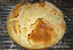 Burgonyás kenyér Hungarian Recipes, Naan, Kenya, Scones, Food, Breads, Bread Rolls, Bread, Meals
