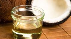 Homemade Eye Cream For Oily Skin ~ Reduces dark circles & works wonders on puffy eyes. You need :: 1 Tbsp Coconut Oil + 2 capsules Vitamin E + 1 Tbsp Evening primrose oil (or 5 soft gels) + Tbsp Organic Aloevera Gel _ Tbsp Organic cucumber gel. Coconut Oil For Eczema, Oils For Eczema, Coconut Oil Uses, Oils For Skin, Coconut Milk, Mct Oil Benefits, Benefits Of Coconut Oil, How To Tan, Homemade Eye Cream