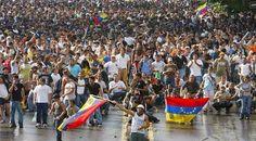 ¡SIN RETORNO! Un mes de protestas y represión en Venezuela
