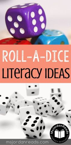 Roll a Dice Literacy
