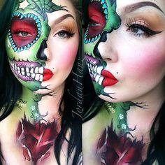 Sugar Skull Zombie