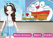 Doraemon Love Dress Up