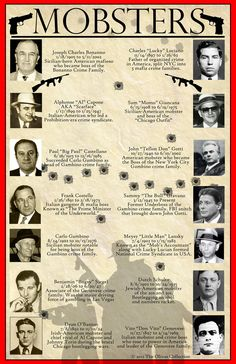 Cartel mafioso por essenceofus en Etsy