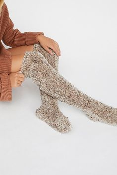 e5cab1a25 Free People Slumber Party Sock. Thigh High SocksAnkle ...
