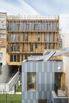 Condorcet Dwelling - Picture gallery