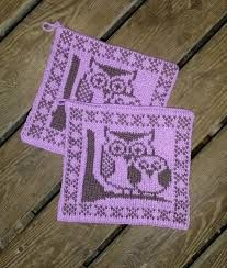 Bildergebnis für grytekluter strikk Pot Holders, Textiles, Blanket, Crochet, Christmas, Xmas, Hot Pads, Potholders, Crochet Crop Top
