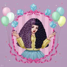Pity Party - Melanie Martinez by FairPhobia on DeviantArt