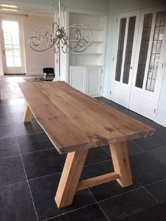 Garden Table, Patio Table, Wood Table, Dining Table, Mesa Exterior, Kitchen Dinning, Outdoor Dining Set, Barn Wood, Home And Garden