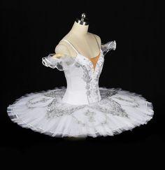 Professional Ballet Tutu Nutcracker Snow Queen Snow Flake Dance Costume | eBay