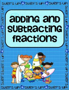 Adding+and+Subtracting+Fractions+with+Like+Denominators+from+Ms+Third+Grade+on+TeachersNotebook.com+-++(8+pages)++-+This+is+an+8+page+game+on+adding+and+subtracting+fractions+with+like+denominators.++There+are+fraction+problems+and+picture+of+fraction+problems+included.