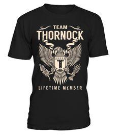Team THORNOCK - Lifetime Member